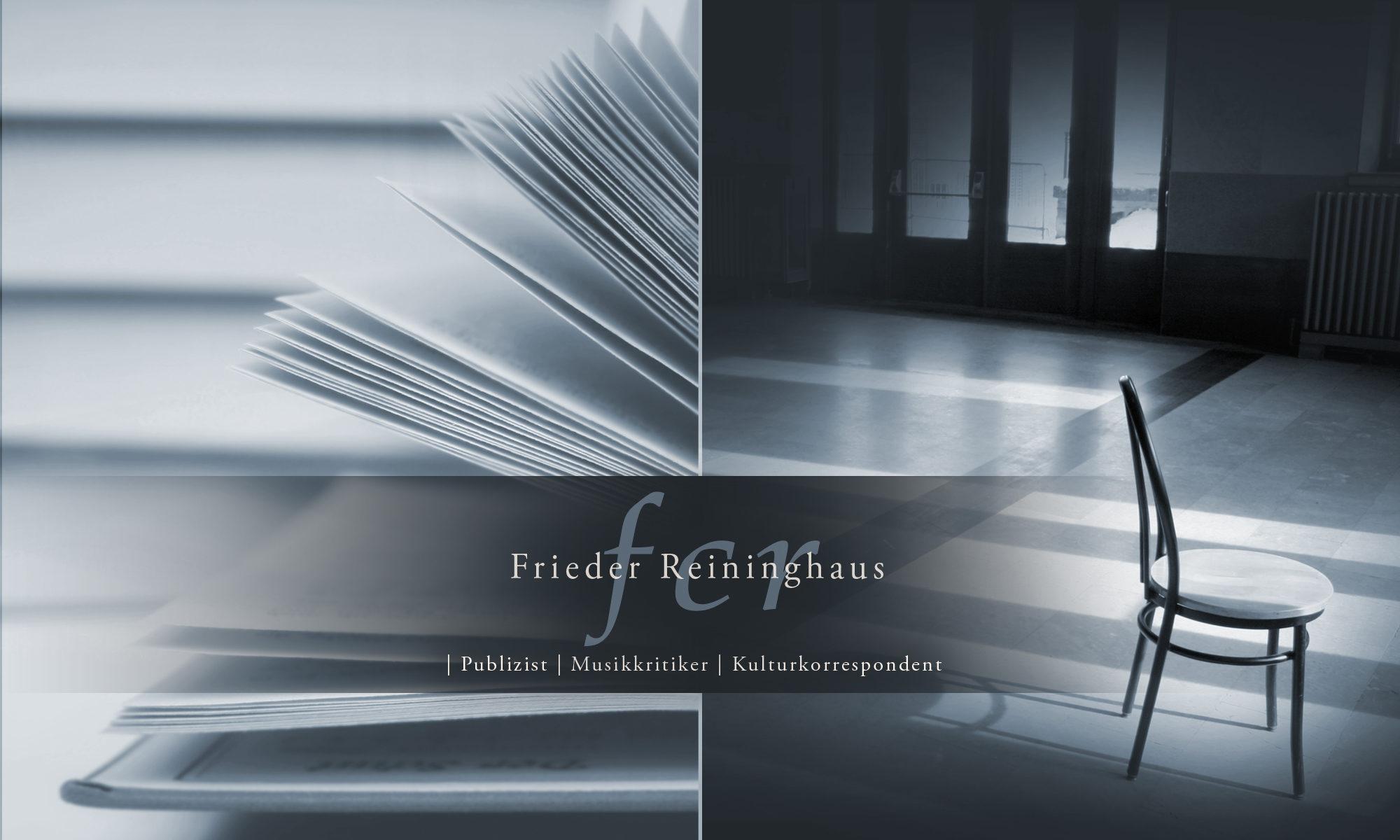 Frieder Reininghaus